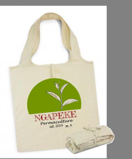 Ngapeke Permaculture Tote Bag
